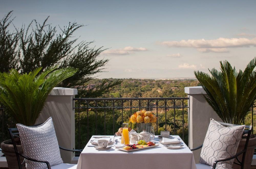 Four Seasons Hotel The Westcliff/約翰尼斯堡/南非/旅遊/飯店