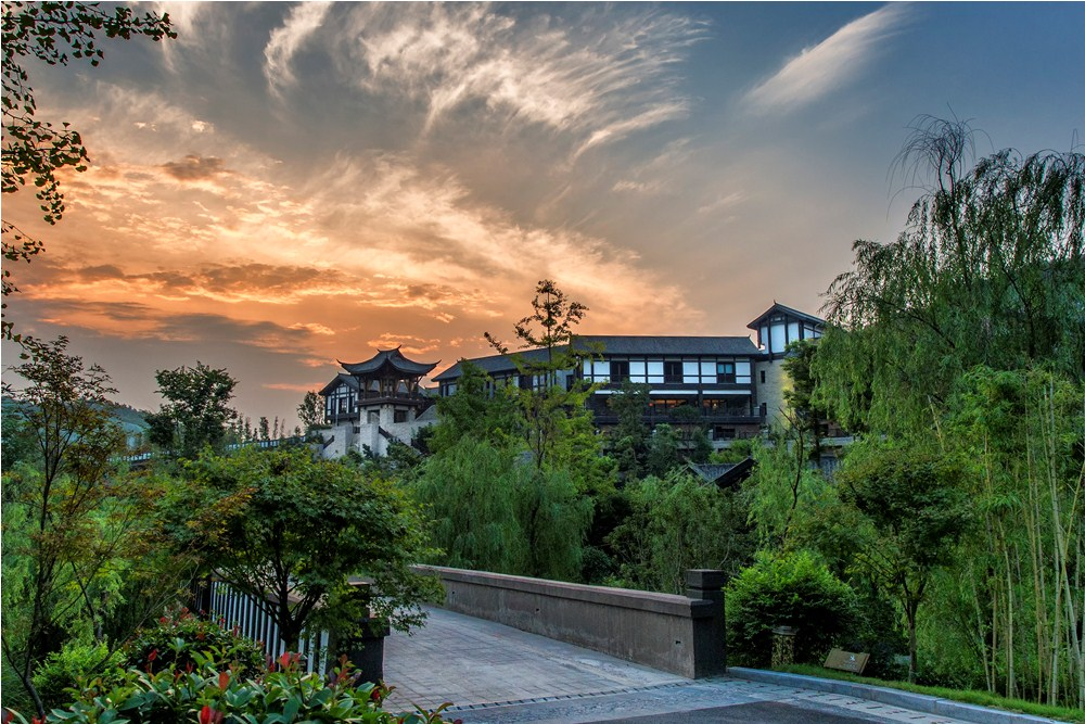 Banyan Tree Chongqing Beibei/重慶/中國/旅遊/飯店