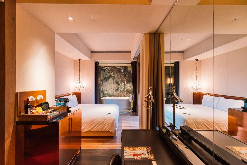 HOTEL PROVERBS TAIPEI/台北/台灣/旅遊/飯店