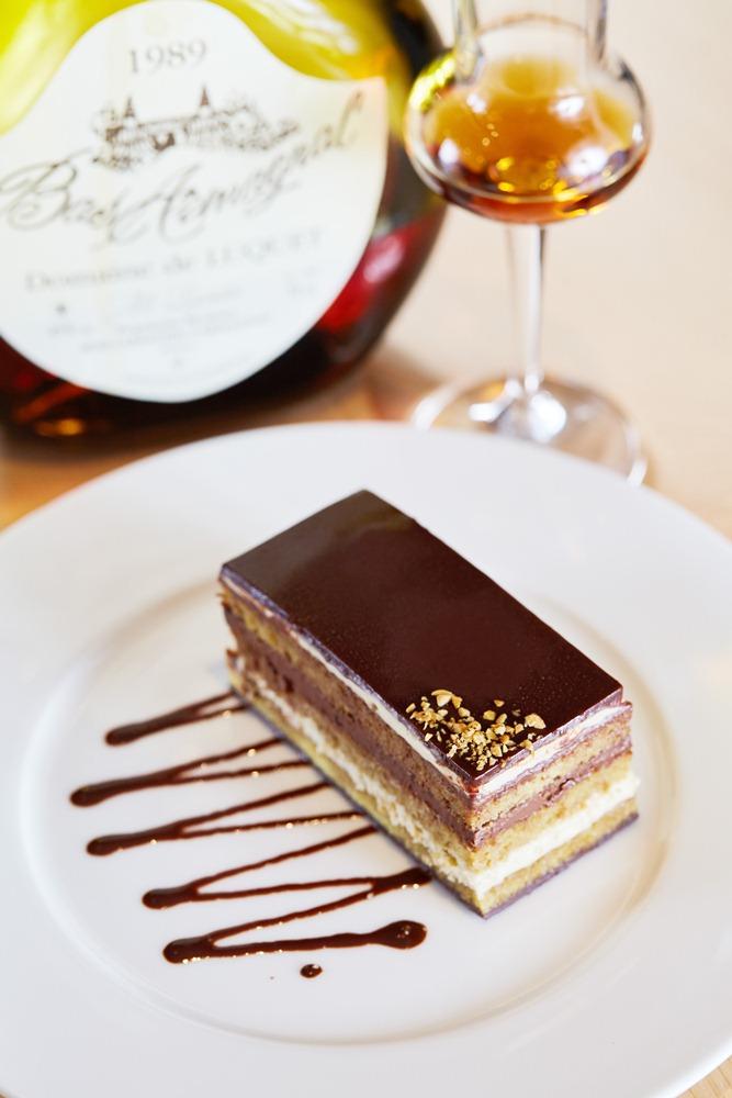 巧克力蛋糕/Origines table française/台北/台灣/美食推薦