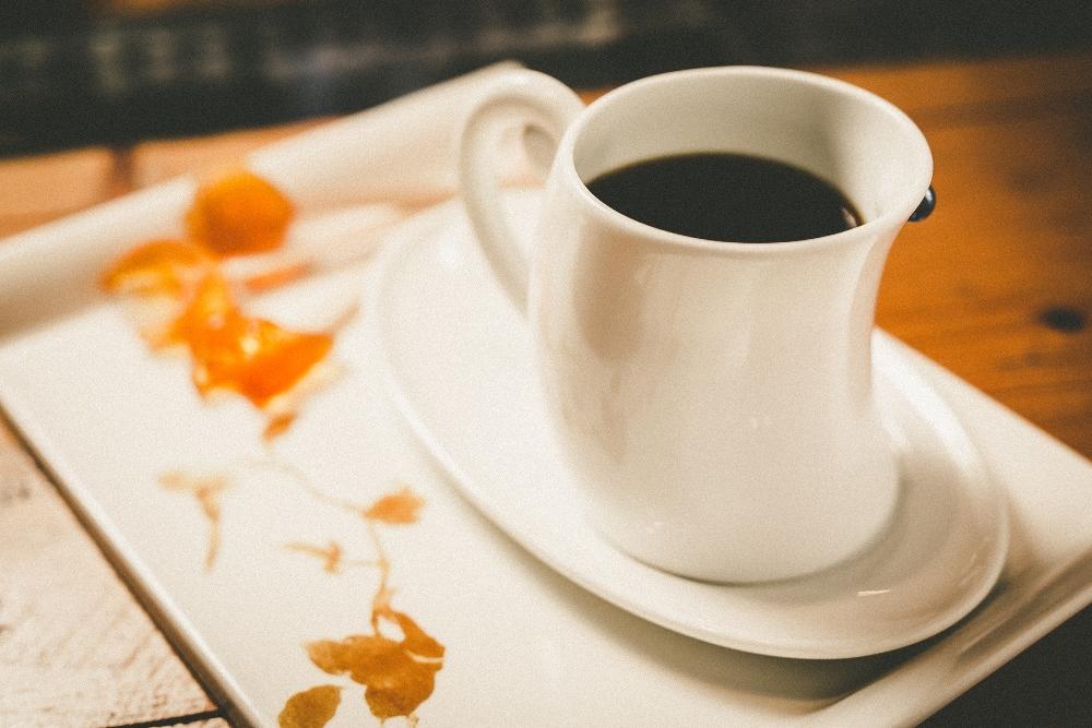 特調黑咖啡/LIULI CAFÉ/松山文創園區/台北/台灣/美食推薦
