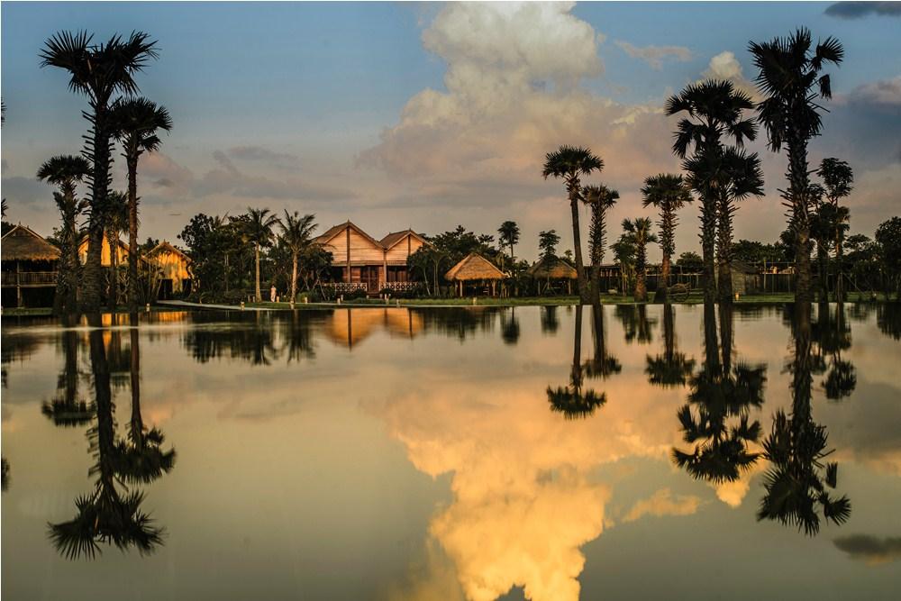外觀/Phum Baitang/吳哥窟/柬埔寨/絕景飯店