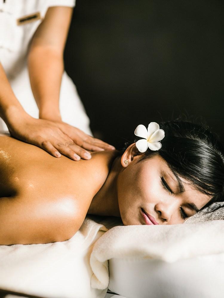 芳療按摩/Phum Baitang/吳哥窟/柬埔寨/絕景飯店