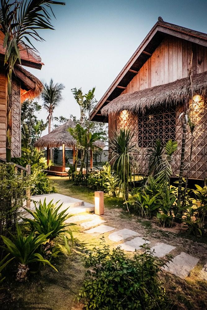 別墅/Phum Baitang/吳哥窟/柬埔寨/絕景飯店