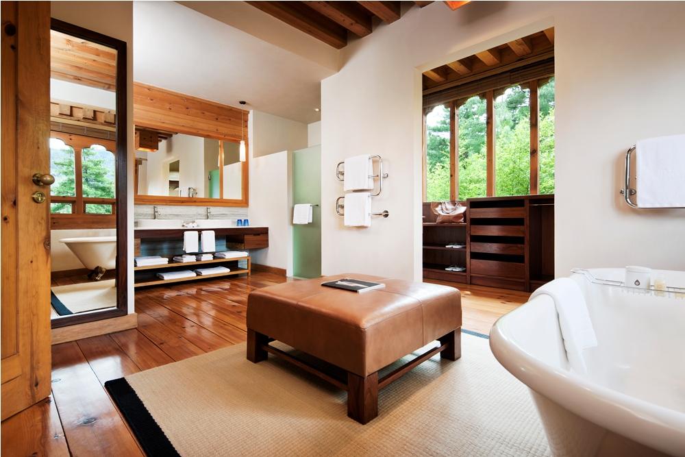 浴室/COMO Hotels and Resorts/帕羅河谷/不丹/奢華旅宿