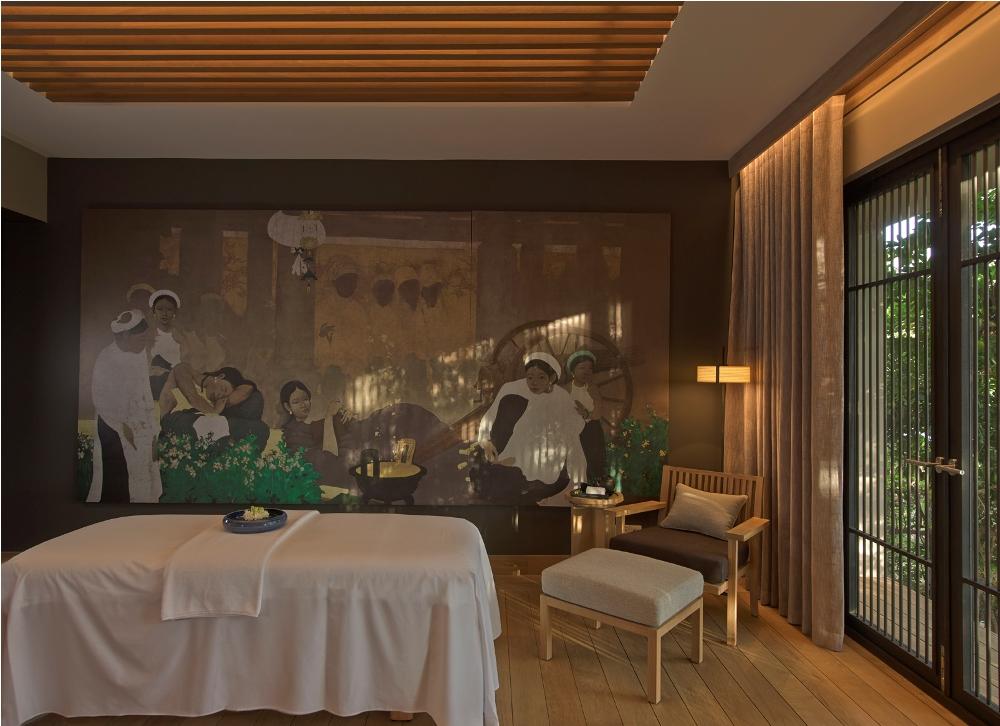 Amanoi SPA/寧順省/越南/旅遊/飯店