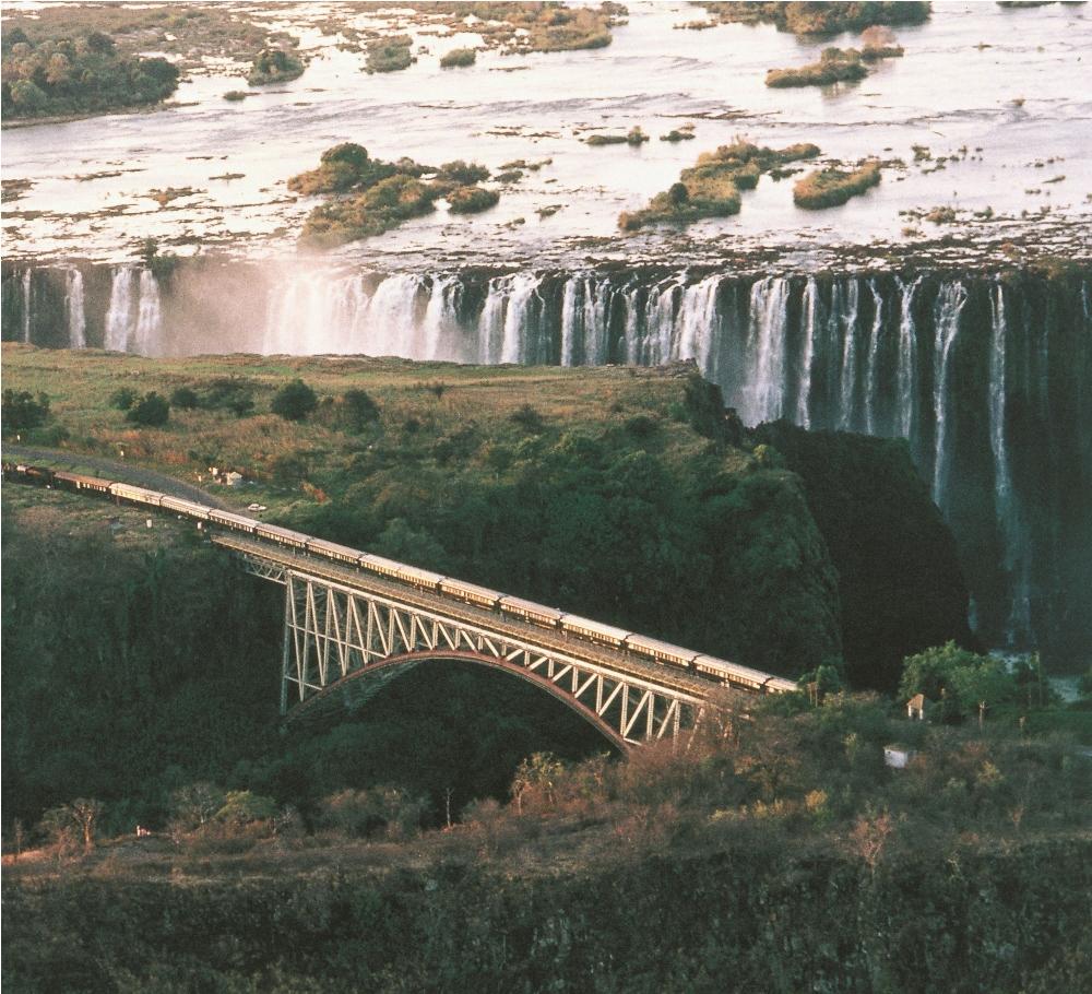 Rovos Rail/非洲/旅遊/鐵道