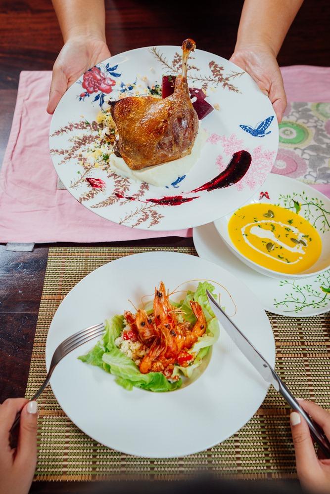 Ian's Table 迷路私宅料理