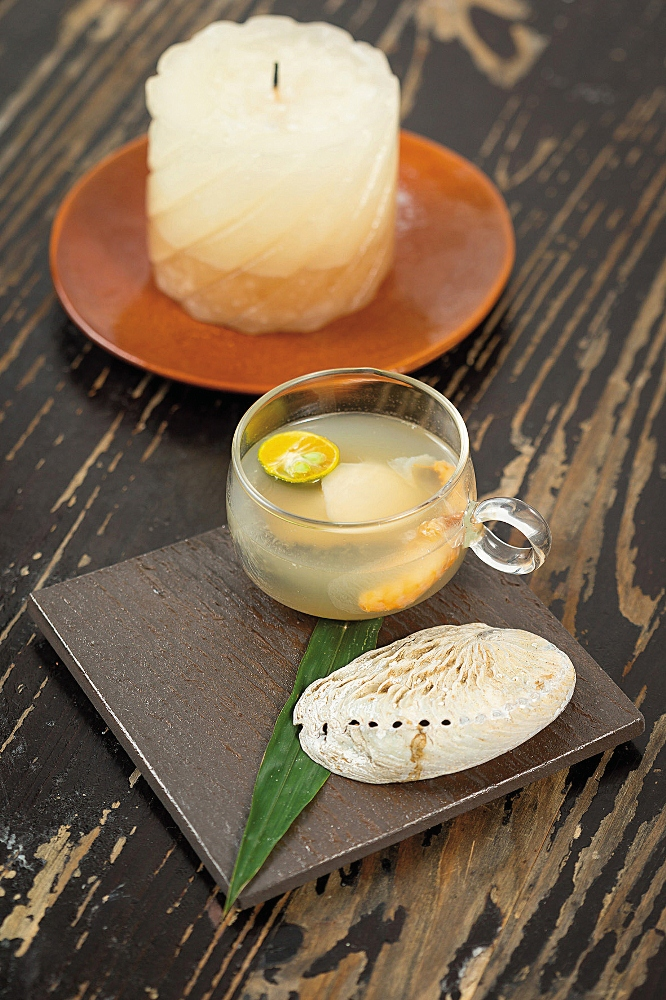 鴛鴦戲水/香港/美食/創意料理
