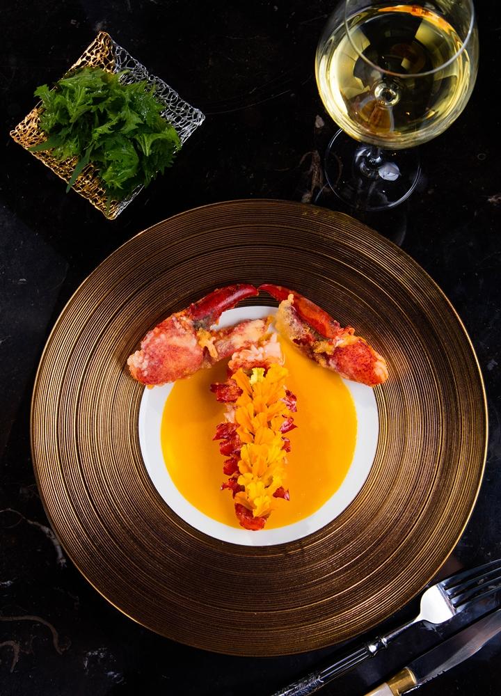 龍蝦/德朗法式餐廳/內湖/台北市/美食推薦