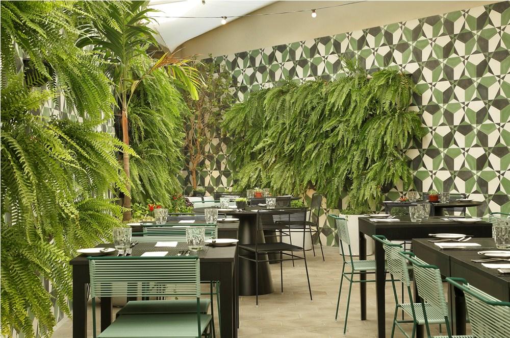 餐廳/Yoo2 Rio de Janeiro/里約/巴西/絕景飯店