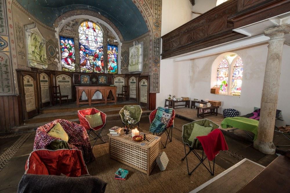 教堂/Champing/野營/蘇格蘭/英國/絕景飯店