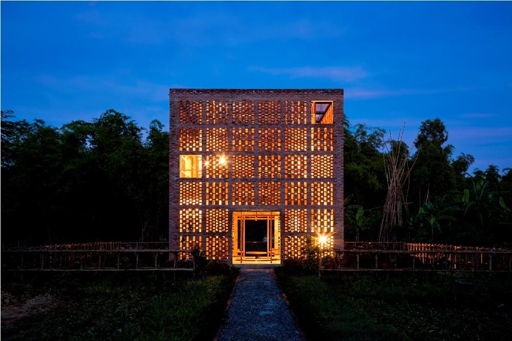 戶外工作室/Tropical Space/藝術工作室/秋盆河/越南/深度旅遊