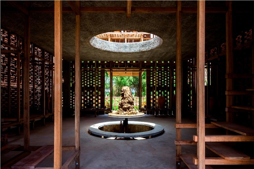 頂樓空間/Tropical Space/藝術工作室/秋盆河/越南/深度旅遊