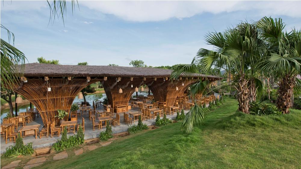 湖畔餐廳/Roc Von Restaurant/河內/越南/美食推薦