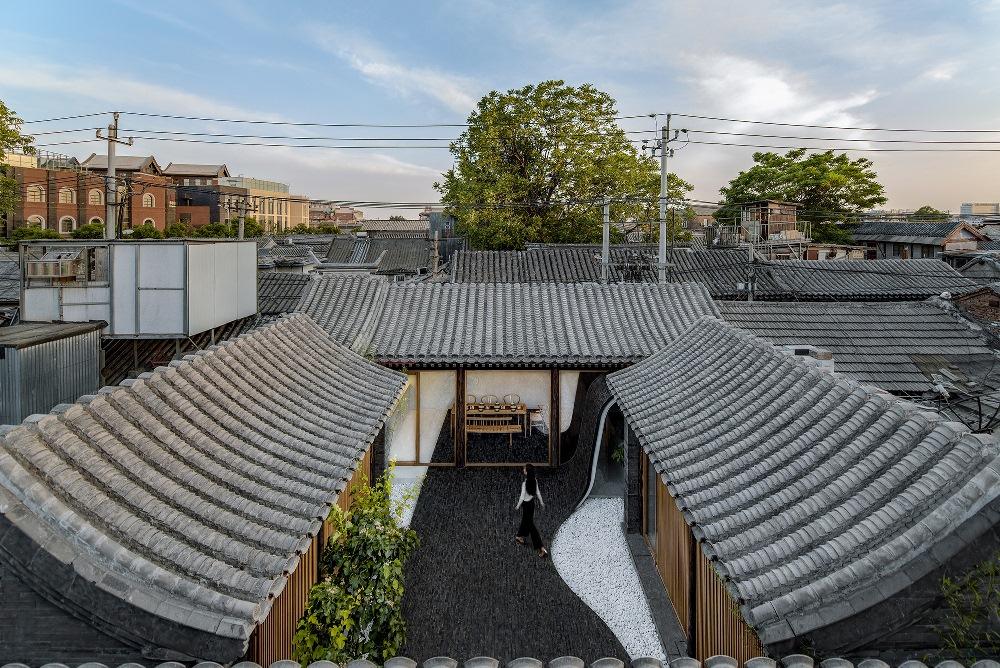 扭院兒(Twisting Courtyard)