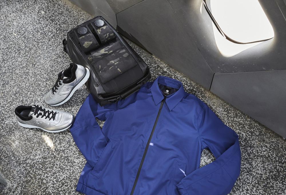 Black Ember TL3 PACK,Outerboro Hudson Jacket,Hogan