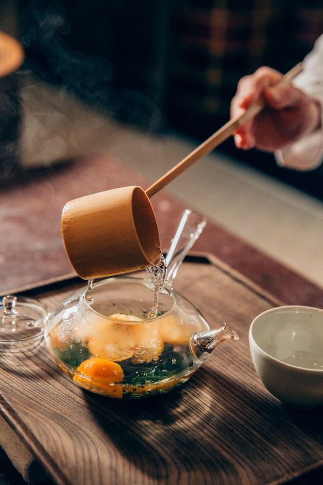 綠茶/HIGASHIYA GINZA/東京/日本/美食推薦