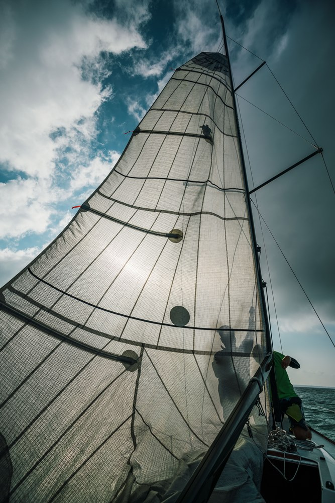 維斯塔帆船