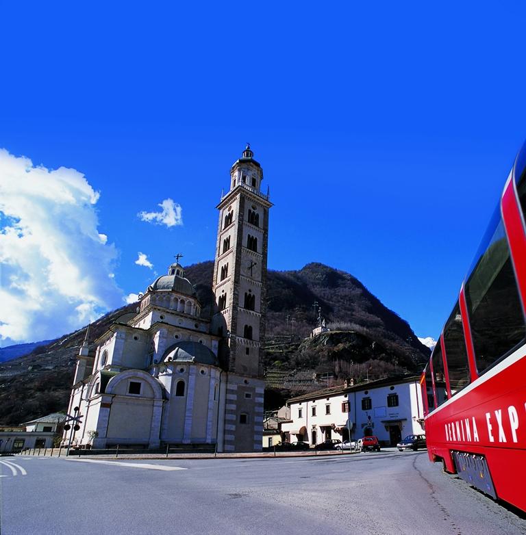 RhB/雷蒂亞鐵路/世界遺產/瑞士/義大利/深度旅遊