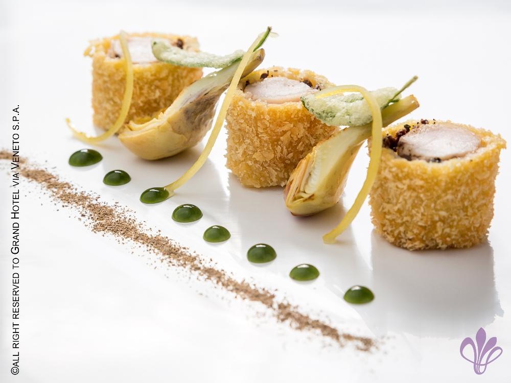 Magnolia/海鮮/米其林餐廳/義大利