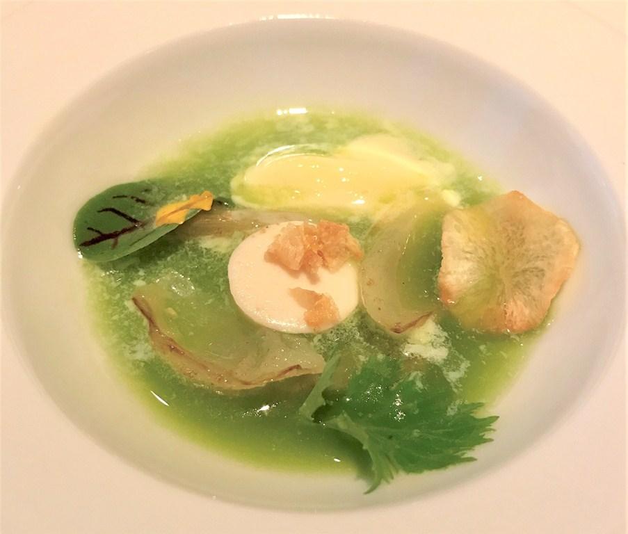 La Tarrazza dell'Eden/海鮮/米其林餐廳/義大利