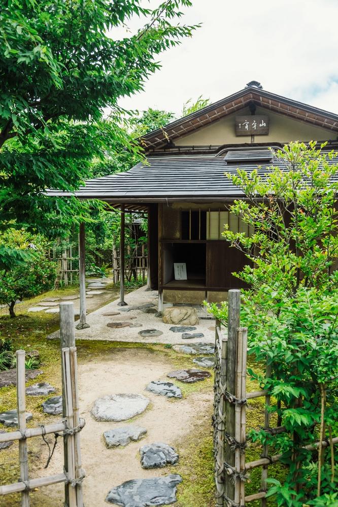 庭院/茶室/美術館 /21世紀美術館/金澤/日本/必去景點