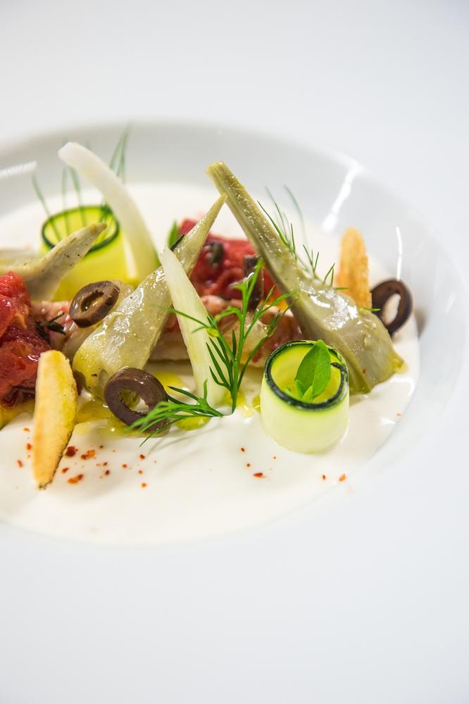 米其林料理/L'Oustau de Baumanière/米其林餐廳/普羅旺斯/法國