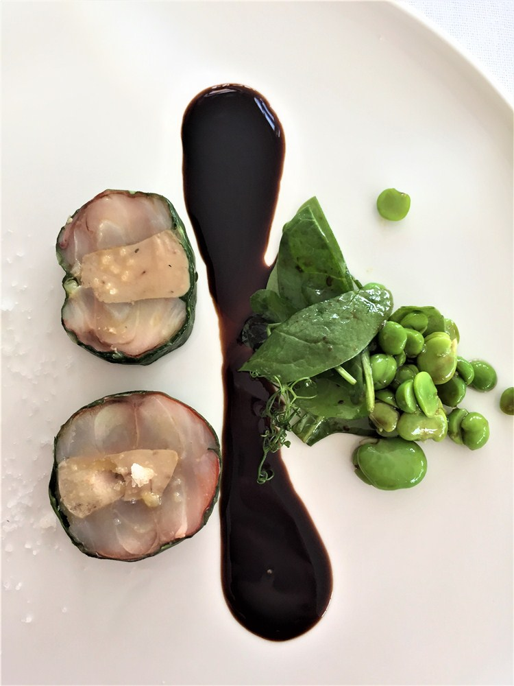 米其林料理/ Le Phébus/米其林餐廳/普羅旺斯/法國