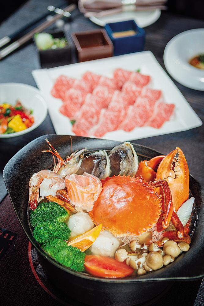 合‧shabu 鍋物料理