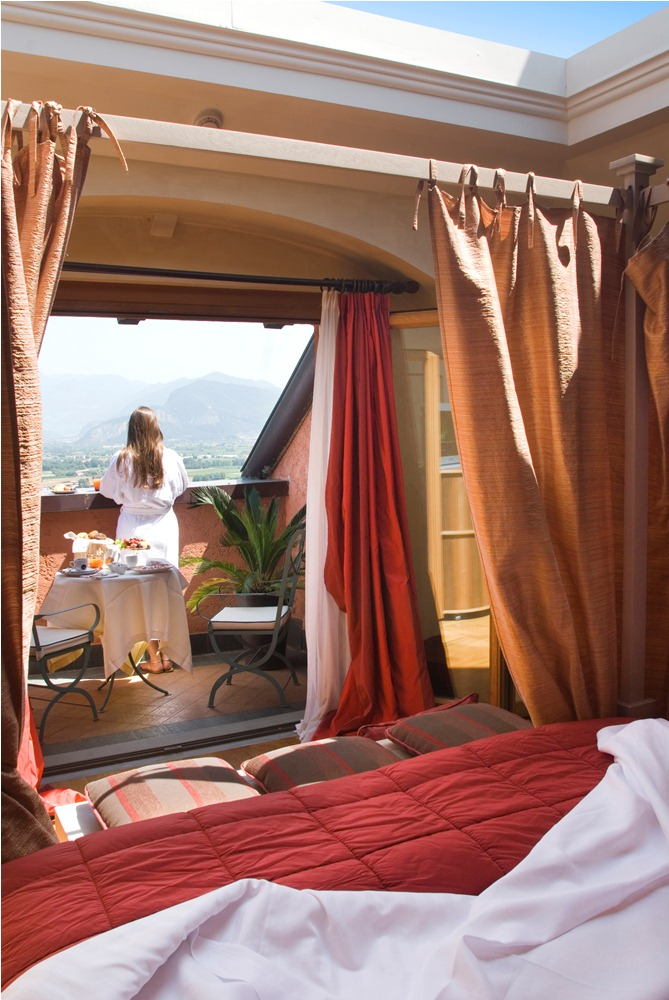 L'Albereta/布雷西亞/義大利/旅遊/飯店