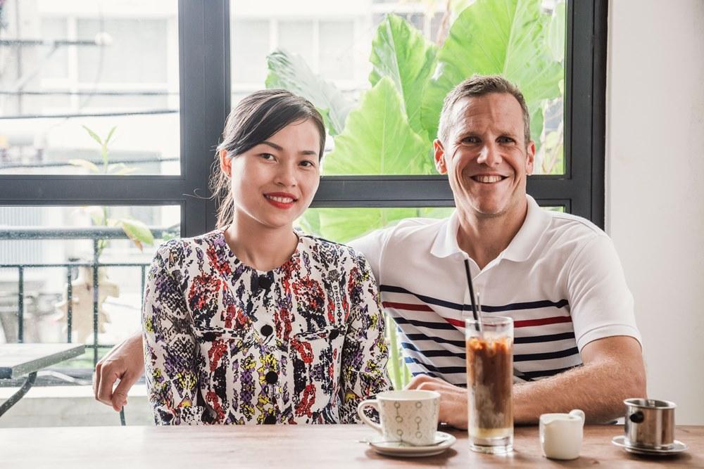 The Vintage Emporium/胡志明市/越南/美食/越式咖啡