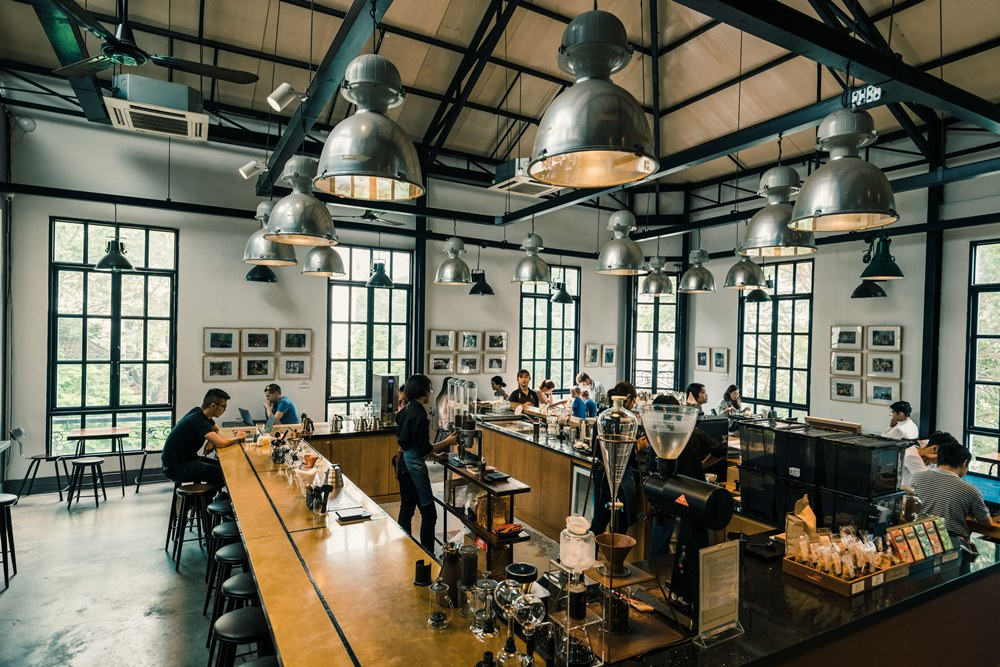 The Workshop/胡志明市/越南/美食/越式咖啡