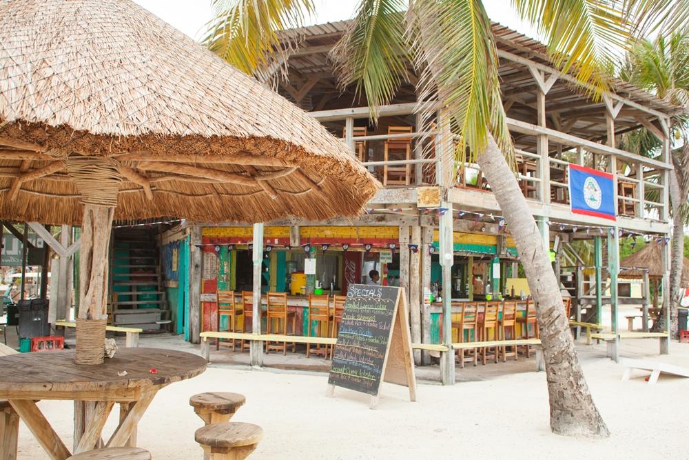 庫克島/貝里斯/旅遊/珊瑚礁島/酒吧