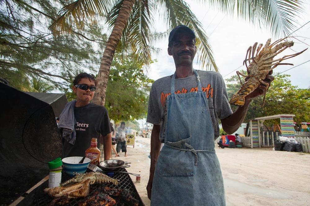庫克島Terry's Grill/貝里斯/旅遊/珊瑚礁島/酒吧