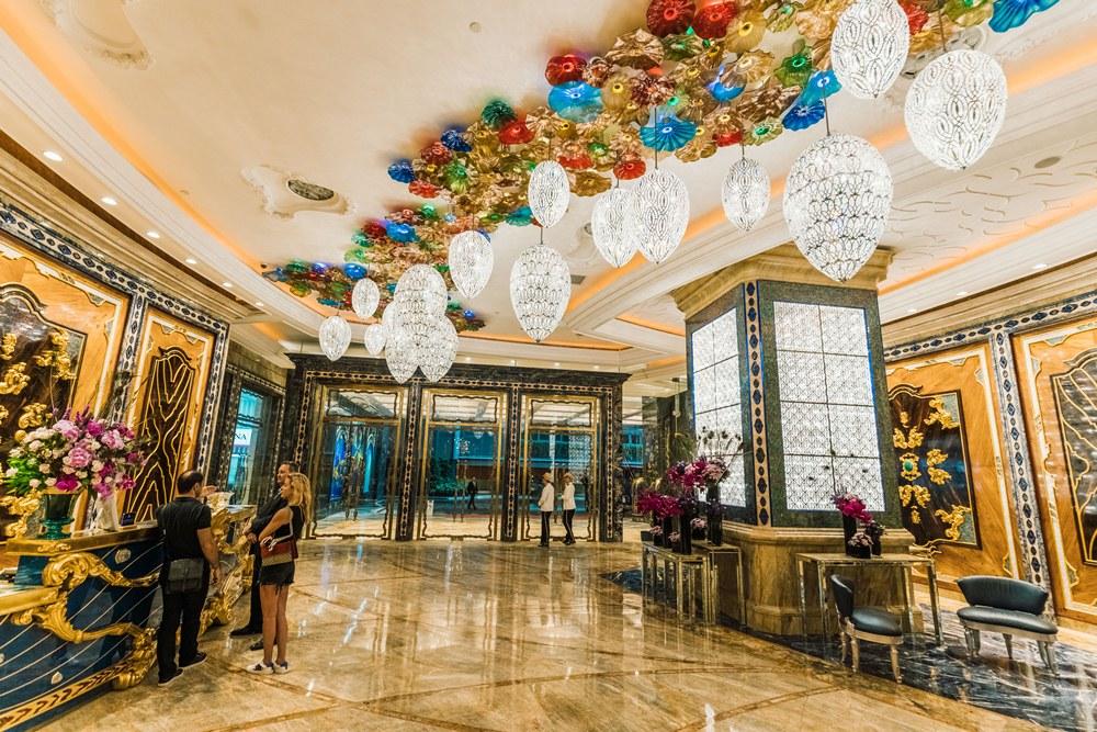 The Reverie Saigon/胡志明市/越南/旅遊/飯店