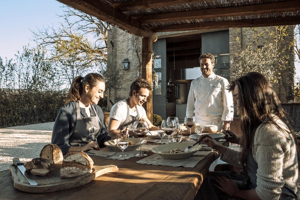 托斯卡尼莊園 Borgo Santo Pietro/托斯卡尼/義大利/旅遊/飯店