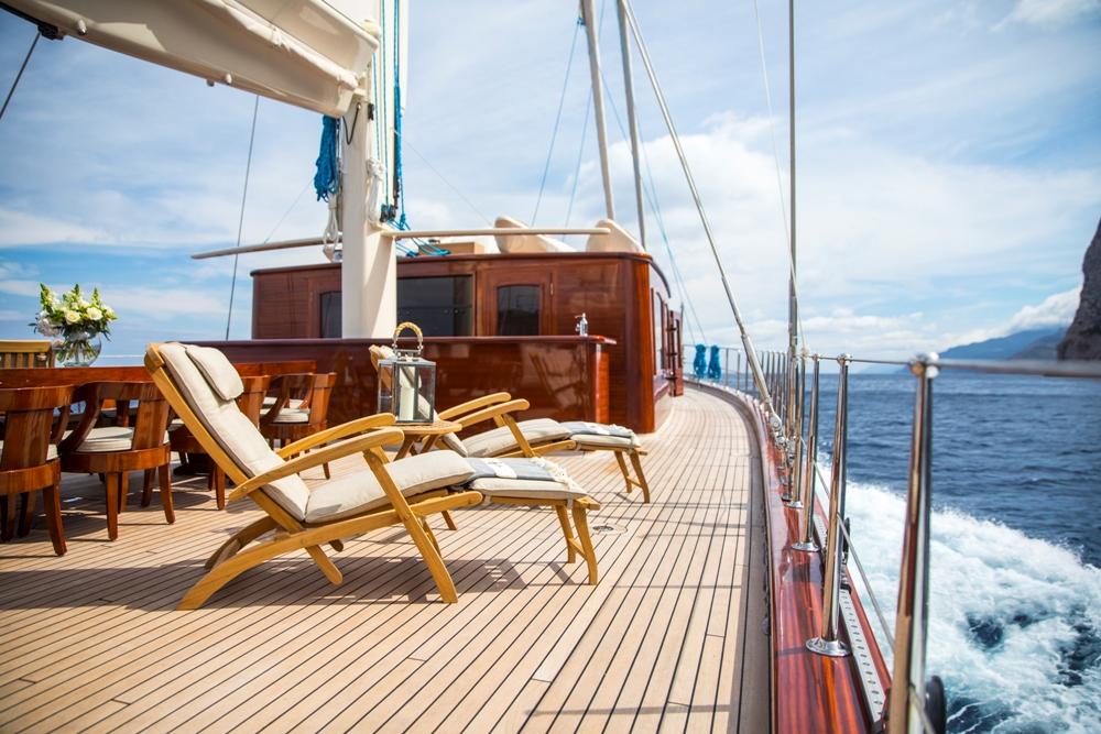 雙桅縱帆斯庫納帆船(schooner)/托斯卡尼/義大利/旅遊/飯店