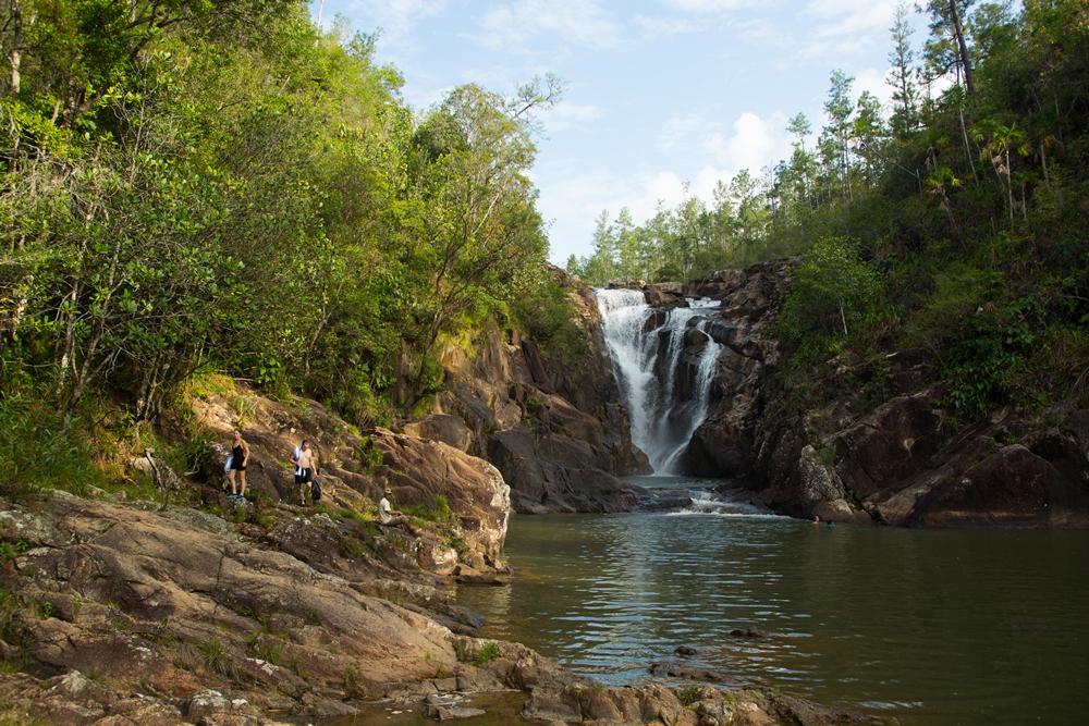 山松山脈森林生態保護區/馬雅城邦遺址/貝里斯/旅遊/天空塔