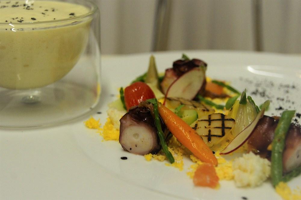 Hôtel & Spa du Castellet/普羅旺斯/法國/美食/米其林