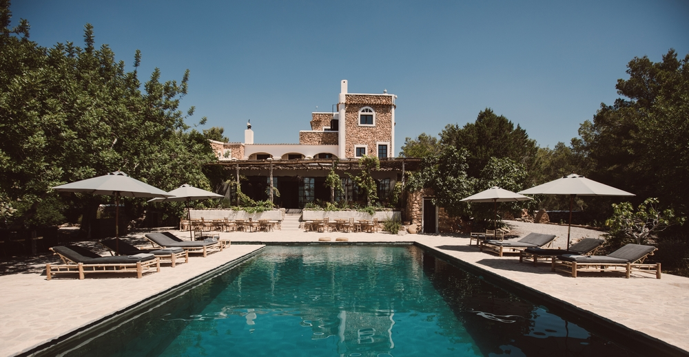 La Granja Ibiza/伊比薩島/西班牙/旅遊/飯店