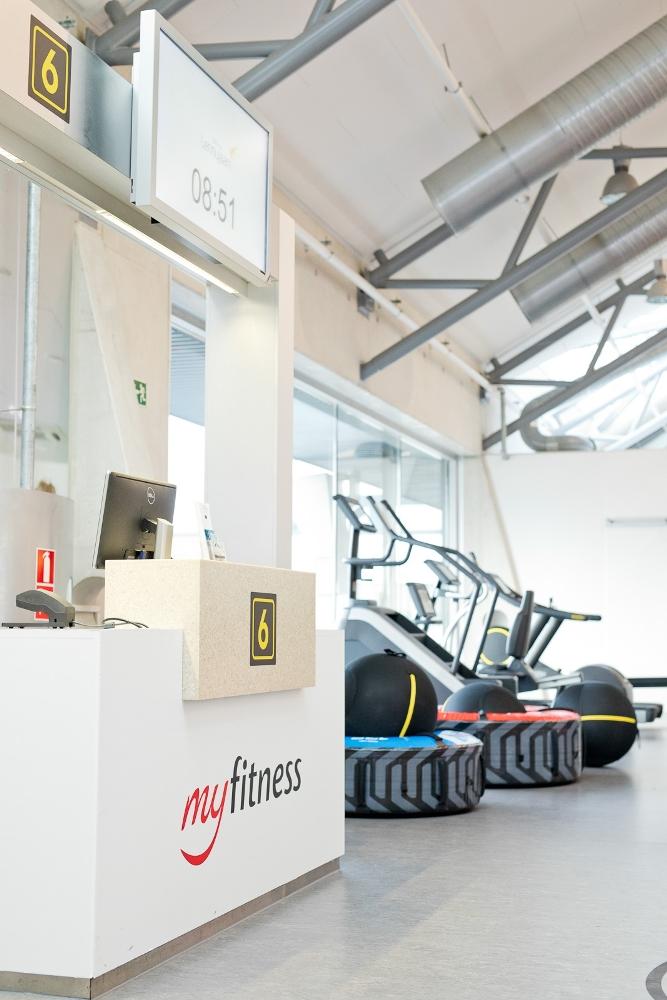 Tallinn Airport myFitness