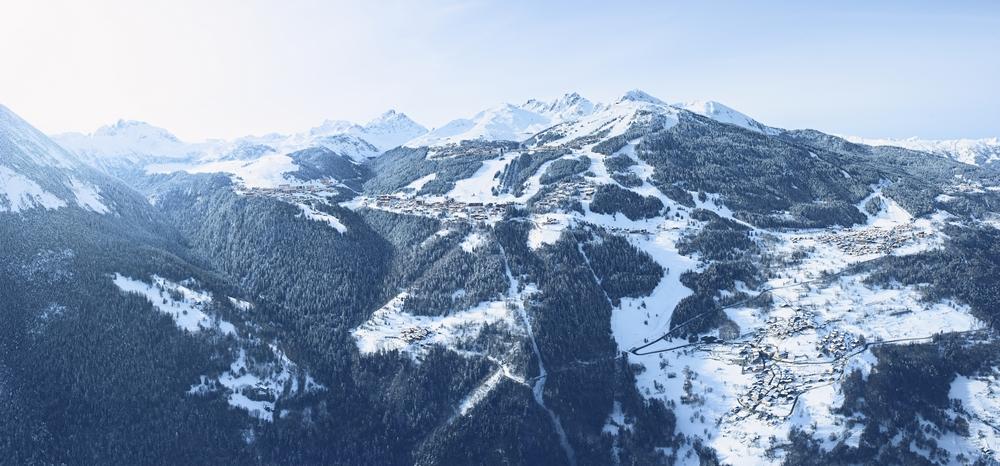 Courchevel Ski Resort
