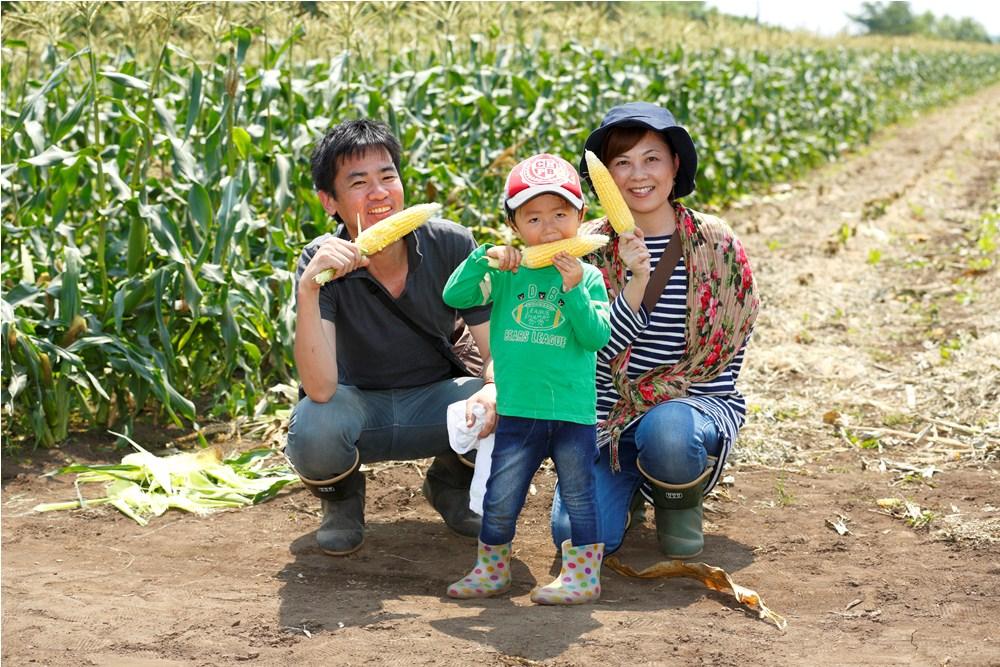 畑ガイドと行く農場ピクニック