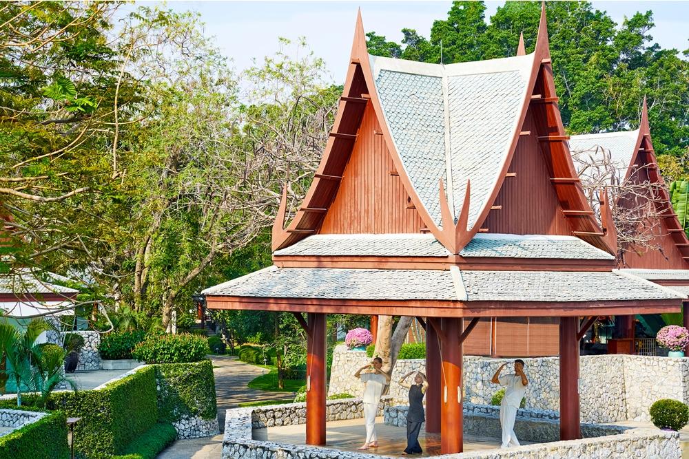 Chiva-Som International Health Resort/飯店/旅遊/華欣/泰國