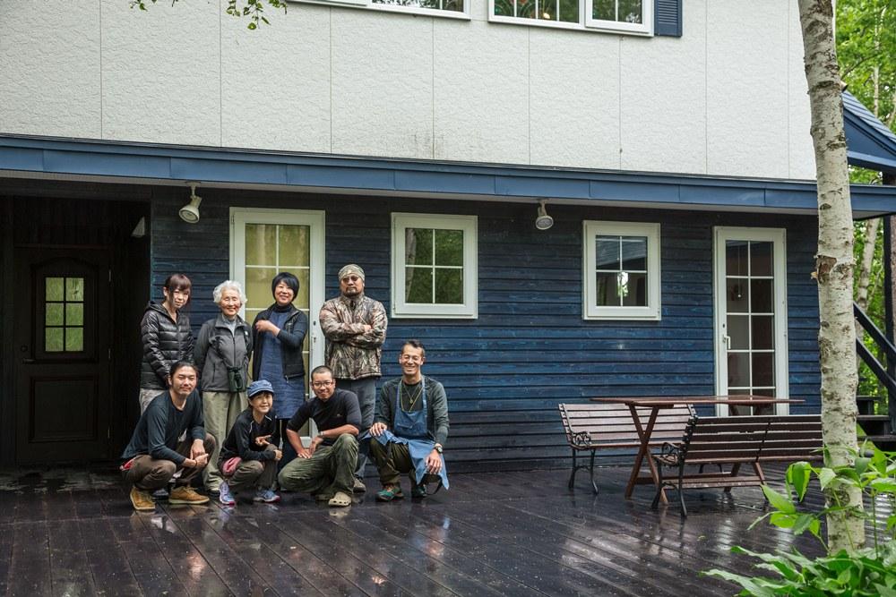 Hickory Wind Wildness Lodge/鶴居村/旅遊/北海道/日本