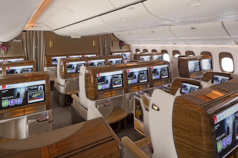 阿聯酋航空(Emirates)波音777-300ER