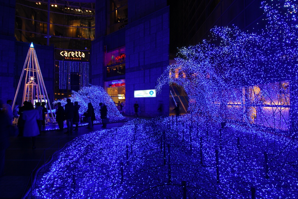 Caretta Illumination/旅遊/東京/日本