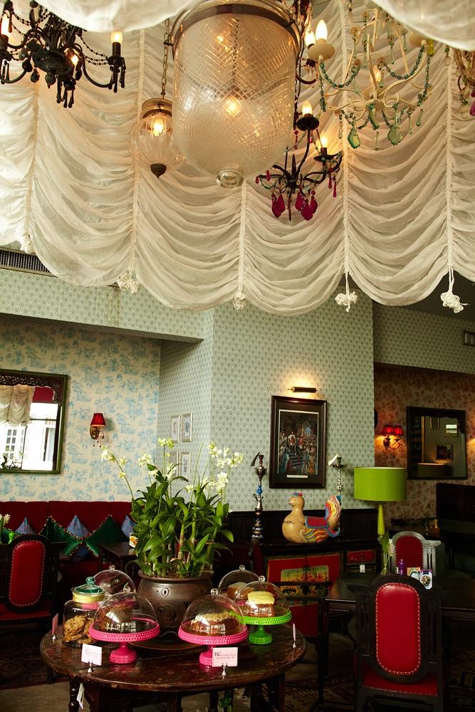 The Ginger & Cafe