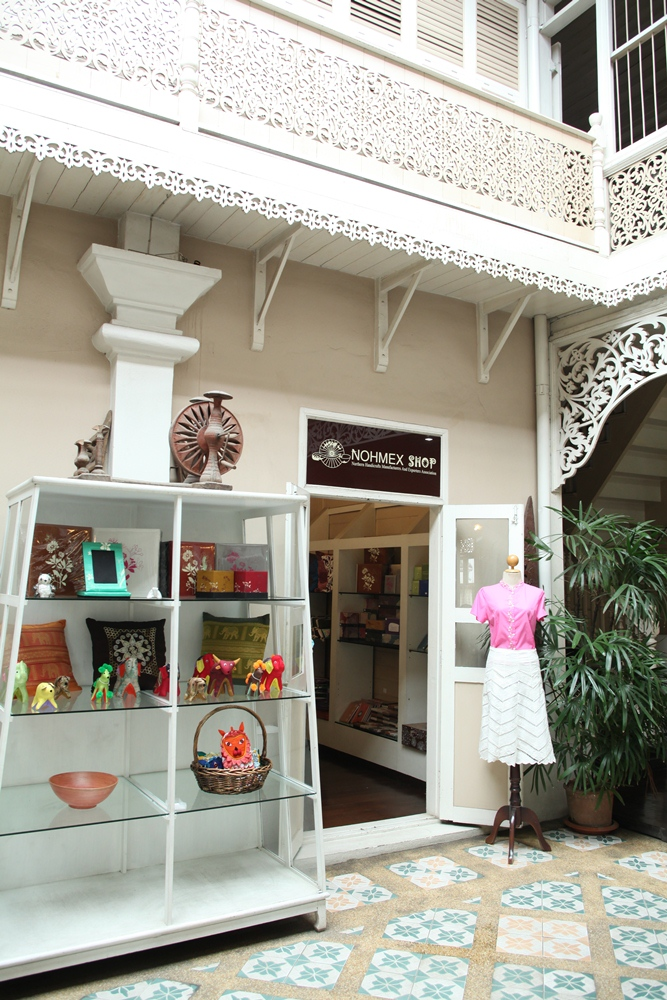 Raming Tea House Siam Celadon